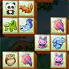 Szczęśliwe Zwierzaki Mahjong