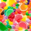 Cukierki Owocowe - Puzzle