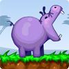 Nakarm Hipopotama