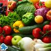Owoce i Warzywa Puzzle