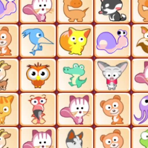 Mahjong ze Zwierzętami